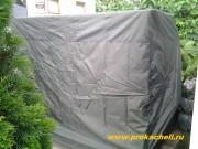 Универсальный чехол для садовых качелей 230 см.