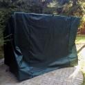 Чехол для садовых качелей Капри зелёный