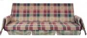 Комплект подушек и матрасов для садовых качелей Торнадо + 10 К (190 см.)