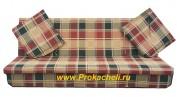 Комплект подушек | матрасов для садовых качелей Варадеро 175*55 см.